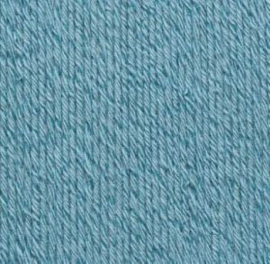 SMC Regia Cotton Uni mineral blue  (03326)