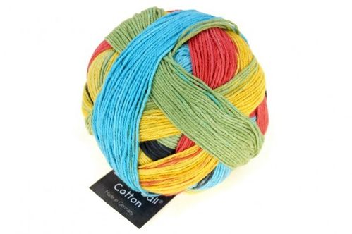 Zauberball Cotton A Real Change (2238) 100 g