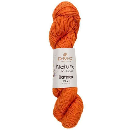 DMC Natura Just Cotton Bamboo Papaya (619) 100 g
