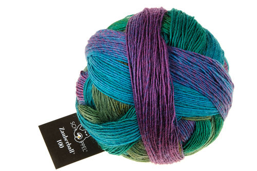 Zauberball 100 Middle Land (2365) 100 g